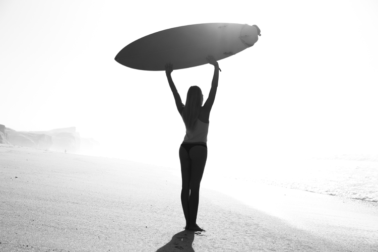 Surfing: a religion, a lifestyle, an addiction   Photo: Shutterstock