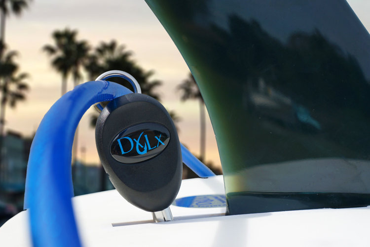 DocksLocks: a locking device for surfboards | Photo: DocksLocks