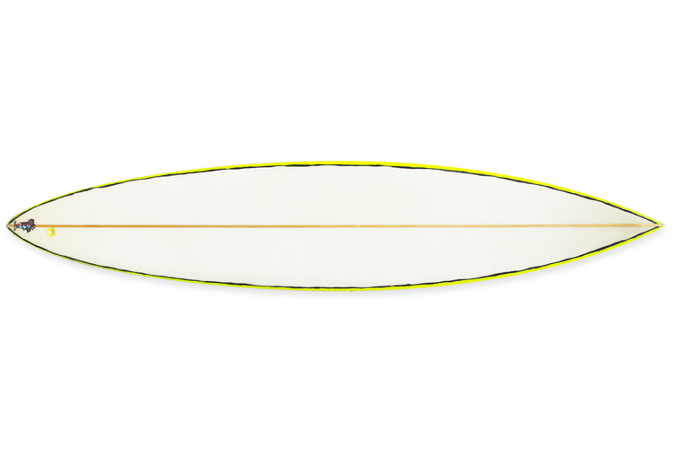 7'8'' Reverse Vee by Maurice Cole: Tom Curren loved it