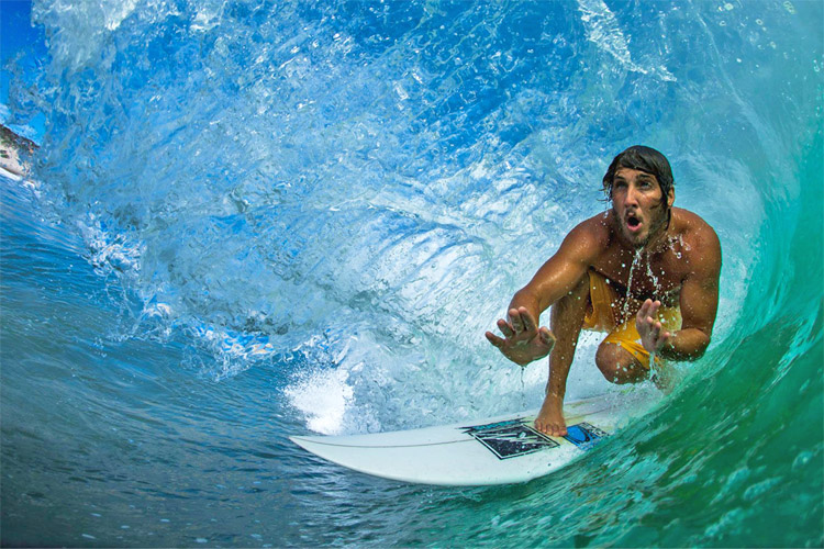 Clay Marzo: a surfing prodigy with Asperger's syndrome | Photo: ClayMarzo.com