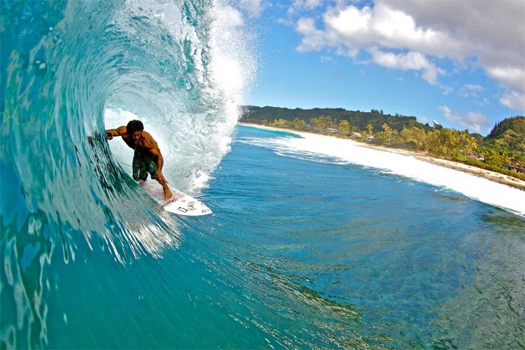 Montgomery 'Buttons' Kaluhiokalani: one of the most iconic surfers of the 1970s | Photo: Aloha Buttons