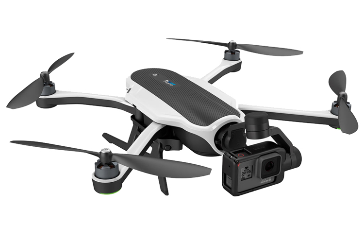 Karma: GoPro's first drone | Photo: GoPro