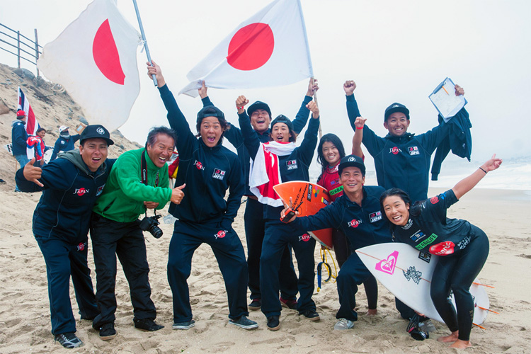 Surfing: the sport will be featured in Tokyo 2020 | Photo: ISA