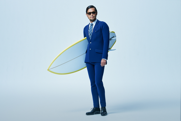 True Wetsuits: Quiksilver gets really corporate | Photo: Quiksilver Japan