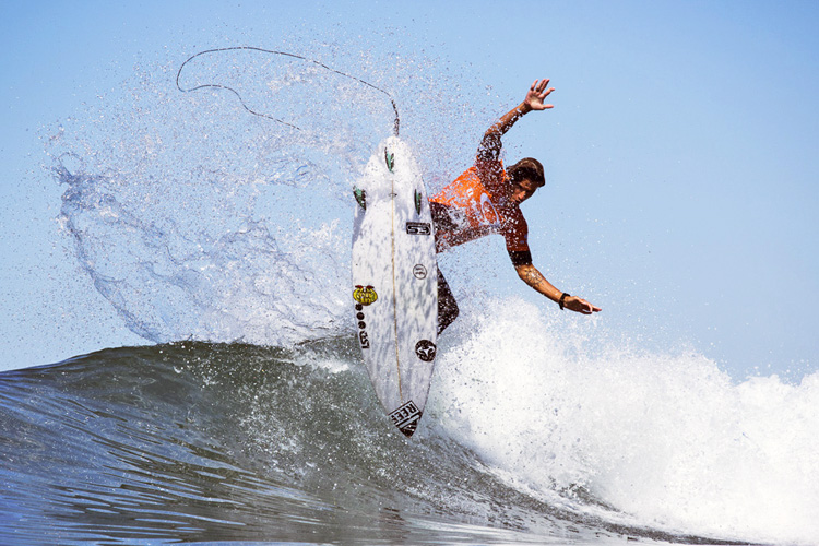 Thiago Camarao: Brazilian style | Photo: Glaser/Oakley