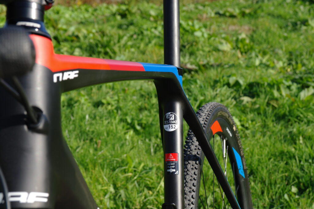 CUBE CROSS RACE 2019 Test Review