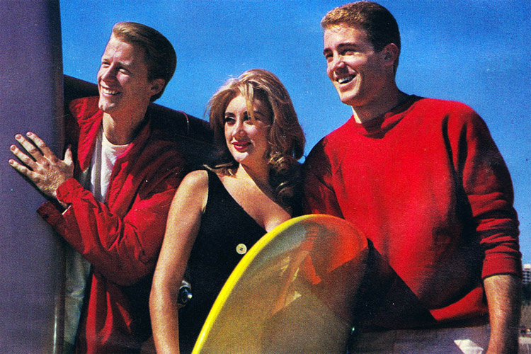 Surf City: Jan and Dean conquered America with a catchy surf tune