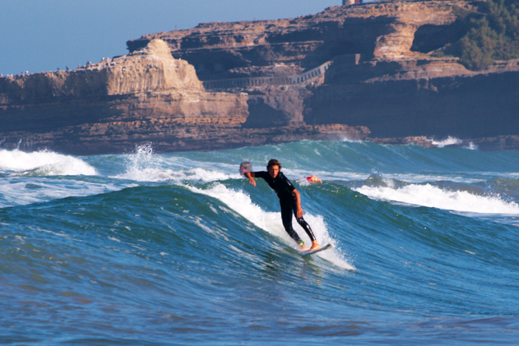 Biarritz: the birth of French surfing | Photo: Pierre/Creative Commons